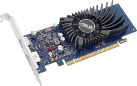 ASUS GeForce GT 1030 low profile, GT1030-2G-BRK, 2GB GDDR5, HDMI, DP (90YV0AT2-M0NA00)