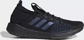 adidas Pulse Boost HD core black/boost blue violet met./dash grey (Damen) (EE4005)