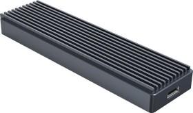 Orico NVMe M.2 SSD Enclosure grey, USB-C 3.1 (M2PJ-C3-GY)