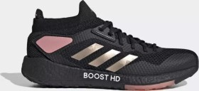 adidas Pulse Boost HD core black/copper metallic/glow pink (Damen) (EG9984)