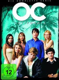 The O.C. California Box (Season 1-4) (DVD)