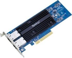 Synology E10G18-T2, 2x RJ-45, PCIe 3.0 x8