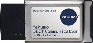 Yakumo DECT Communication PCMCIA karta (1020567)