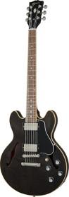 Gibson ES-339 Trans Ebony (ES3900BLNH1)