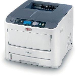 OKI C610dn, Farblaser (01268902)
