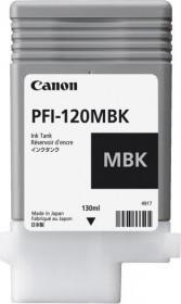 Canon Tinte PFI-120MBK schwarz matt (2884C001)