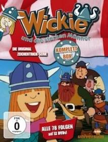 Wickie und die starken Männer Box (Staffel 1-4)