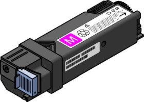 Compatible toner to Epson S050035/Konica Minolta 1710471-003 magenta