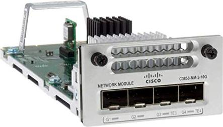 Cisco Catalyst 3850, 2x 10GBase Slot module (C3850-NM-2-10G)