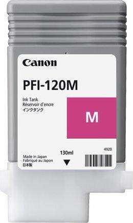 Canon ink PFI-120M magenta (2887C001)