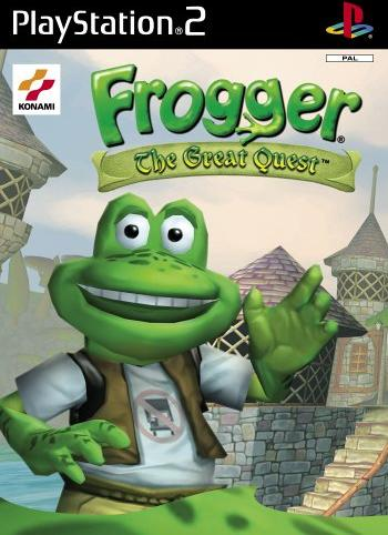 Frogger (niemiecki) (PS2) -- via Amazon Partnerprogramm