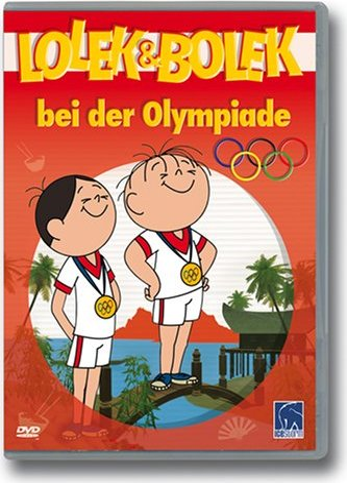 Lolek & Bolek - Bei der Olympiade -- via Amazon Partnerprogramm