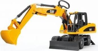 Bruder Profi-Serie CAT Mobilbagger (02445)
