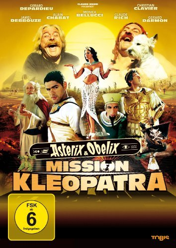 Asterix und Obelix: Mission Kleopatra -- via Amazon Partnerprogramm