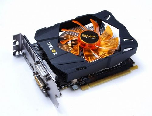 Zotac GeForce GTX 650 AMP! Edition, 2GB GDDR5, 2x DVI, 2x HDMI (ZT-61003-10M)