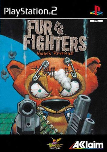 Fur Fighters - Viggo's Revenge (niemiecki) (PS2) -- via Amazon Partnerprogramm