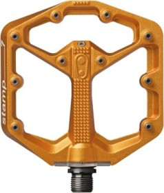 CrankBrothers Stamp 7 Small LE Pedale orange (16280)