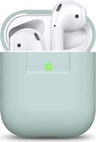 Elago Silikonhülle kompatibel mit Apple AirPods Baby Mint (EAPSC-MT)