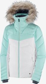 Salomon Warm Ambition Jacke white/icy morn/heather (Damen) (C13825)