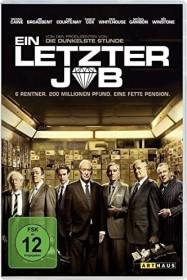 Ein letzter Job (DVD)