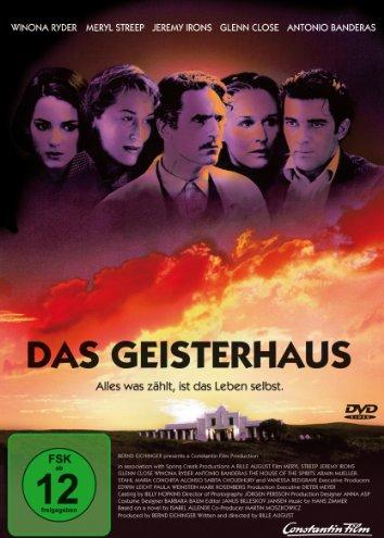 Das Geisterhaus -- via Amazon Partnerprogramm
