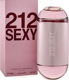 Carolina Herrera 212 Sexy Eau De Parfum, 100ml