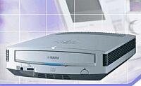 Yamaha CRW-F1-SX 44x/24x/44x, SCSI extern