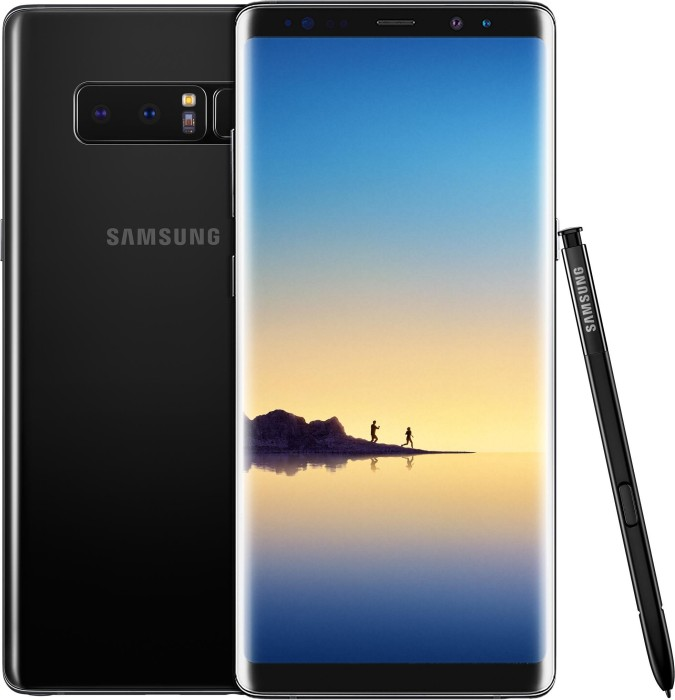 Samsung Galaxy Note 8 N950F black