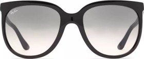 Ray-Ban RB4126 Cats 1000 57mm black/light grey gradient (Damen) (RB4126-601/32)