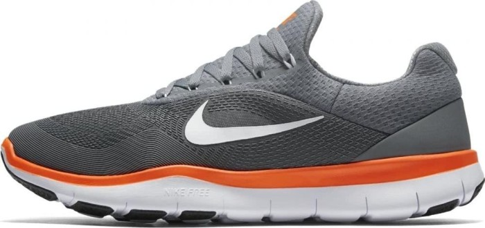 purchase cheap 2c618 43a50 Nike Free Trainer V7 cool grey black white hyper crimson (Herren)