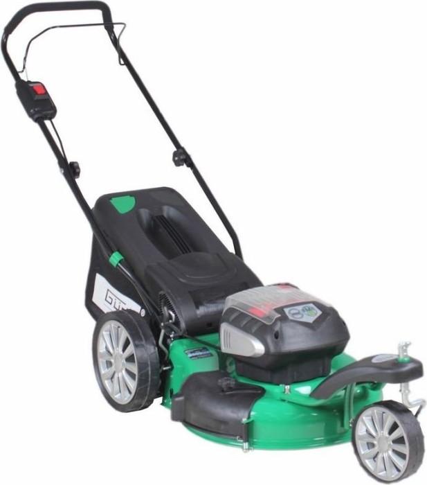 Güde 460/40-5.0S Trike cordless lawn mower incl. 2 Batteries 2.5Ah (95878)