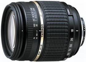 Tamron AF 18-250mm 3.5-6.3 Di II LD Asp IF macro for Sony A black (A18M/A18S)