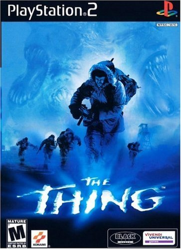 The Thing / Das Ding (niemiecki) (PS2) -- via Amazon Partnerprogramm