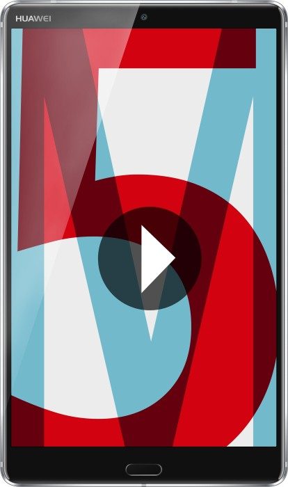 Huawei MediaPad M5 8.4 32GB grau (53010BDN/53010BSM/53010BEG)