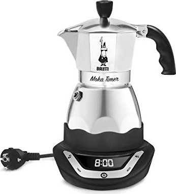 Bialetti Easy Timer Espressokanne -- via Amazon Partnerprogramm