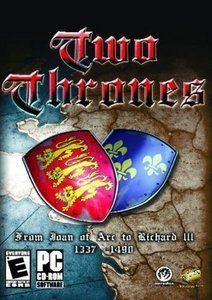 Two Thrones (German) (PC)