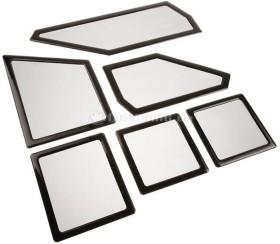 DEMCiflex dust filter set for NZXT Phantom 410 black/black (DF0195)