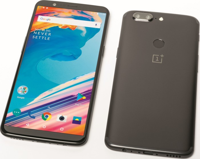 OnePlus 5T 64GB schwarz -- via Amazon Partnerprogramm