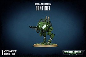 Games Workshop Warhammer 40.000 - Astra Militarum - Sentinel (99120105083)