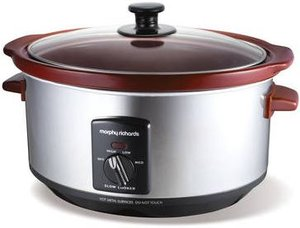 Morphy Richards Glen Dimplex 48720 Slow cooker