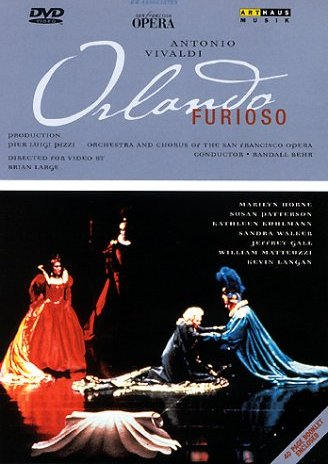 Antonio Vivaldi - Orlando furioso -- via Amazon Partnerprogramm