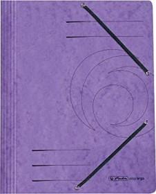 Herlitz Einschlagmappe Colorspan A4, violett (11199536)