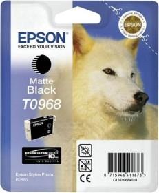 Epson Tinte T0968 schwarz matt (T09684010)