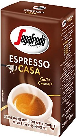 Segafredo Zanetti Espresso Casa coffee powder -- via Amazon Partnerprogramm