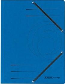 Herlitz Einschlagmappe Colorspan A4, blau (10843910)