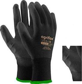 Ogrifox OX.12.442 Poliur Arbeitshandschuhe Gr. 7/S, 12 Paar
