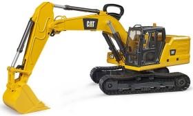 Bruder Profi-Serie CAT Schaufelbagger (02438)