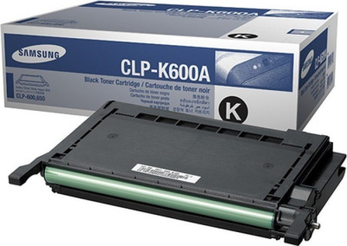 Samsung CLP-K600A Toner schwarz