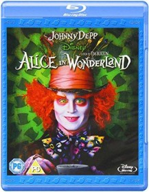 Alice In Wonderland (2010) (Blu-ray) (UK)