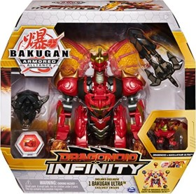 Spin Master Bakugan: Armored Alliance Dragonoid Infinity (6058342)